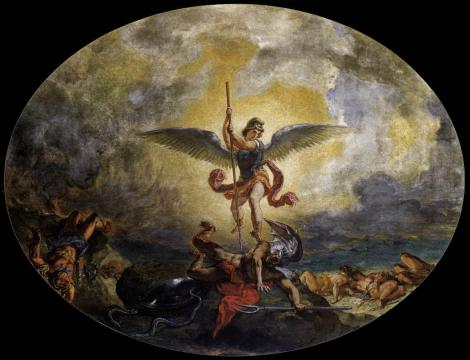 delacroix_eugene-st_michael_defeats_the_devil