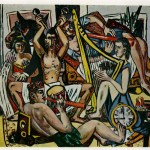 Beckmann,Max Blindman's buff, 1945, Minneapolis Institute of