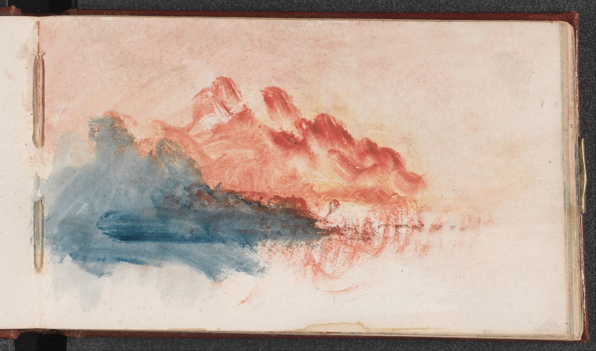 Turner, The Channel Sketchbooks