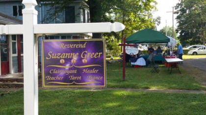 Reverend Susan Greer