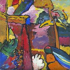 Study for Improvisation V-Kandinsky