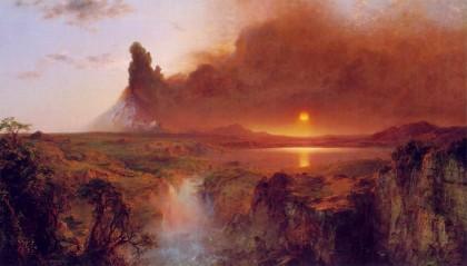 Cotopaxi, Frederic Church, 1862