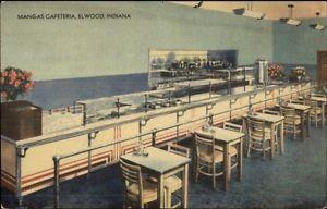 Mangas Cafeteria