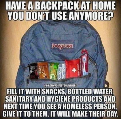 homeless help