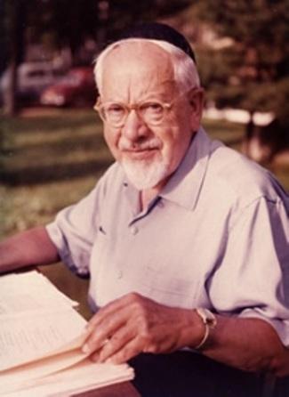 Rabbi Mordecai Kaplan