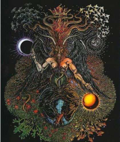 pagan humanism