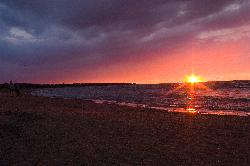 ipperwash sunset