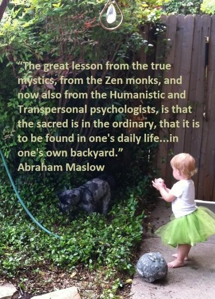 maslow mystics