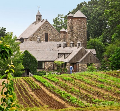 Stone Barns and Dan Barber's Blue Hill restaurant