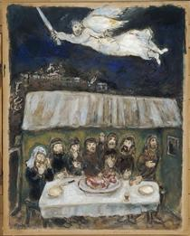 Chagall, Pesach