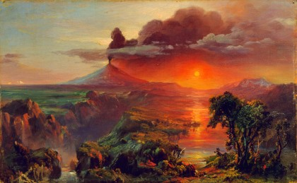 Cotopaxi, Frederic Edwin Church