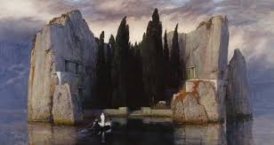 isle of the dead, arnold brocklin