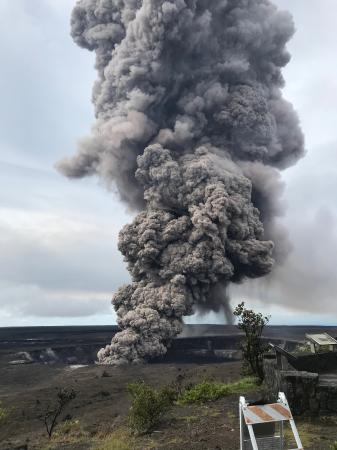 Kilauea halema'uma'u May 9   USGS