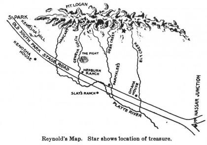 Reynold's gang loot
