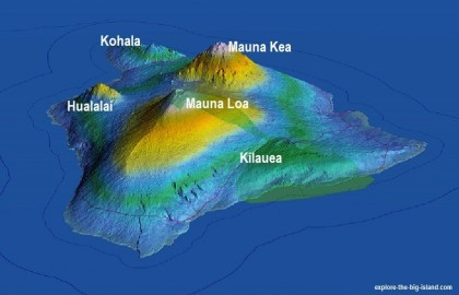 volcanoes big island