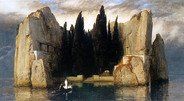 Bocklin Isle of the Dead