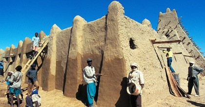 UNESCO and European Union undertake to reconstruct the cultural heritage of Timbuktu