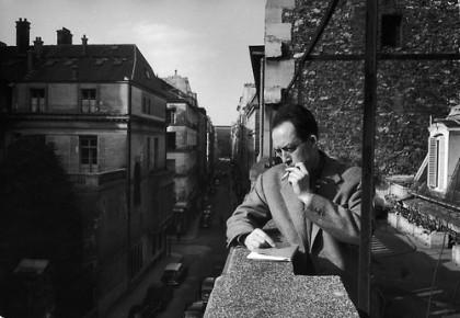 Albert Camus 1955