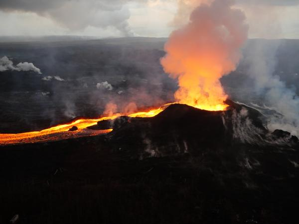 July 14, fissure 8