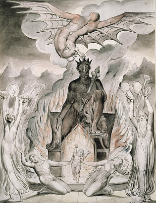 moloch william blake