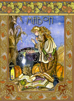 mabon-greeting-card