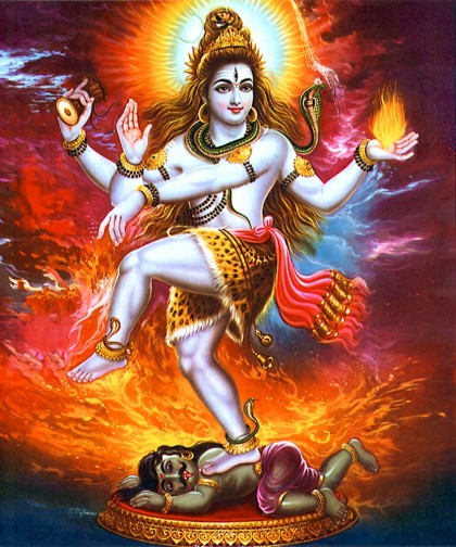 shiva nata raja, Shiva Lord of the Dance