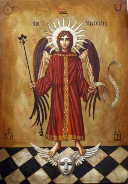 Sol Invictus by Jake Baddeley