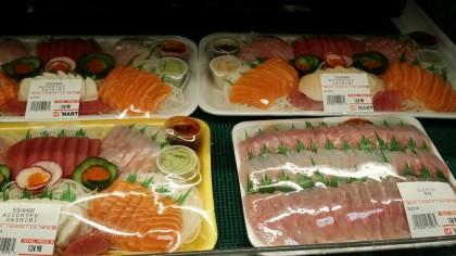 h-mart sashimi
