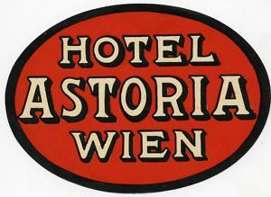 Astoria Sign