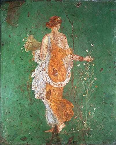 Roman goddess Flora