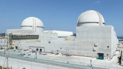 Korea Hydro and Nuclear Power has started up its new Shin Kori 4 reactor
