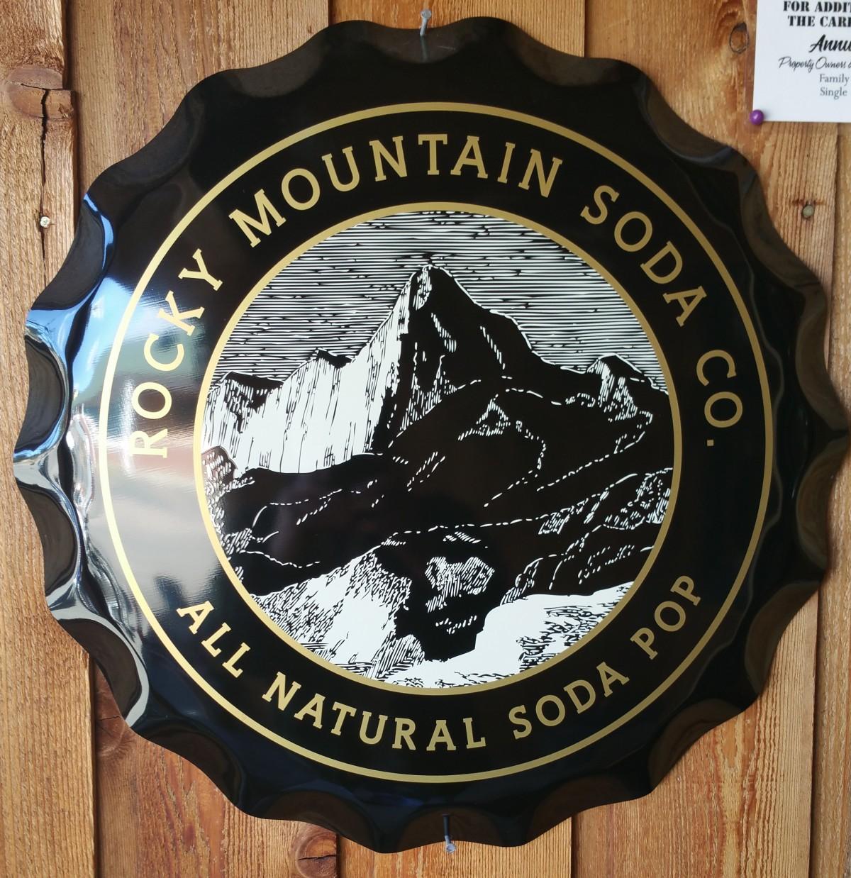 Rocky Mountain Soda