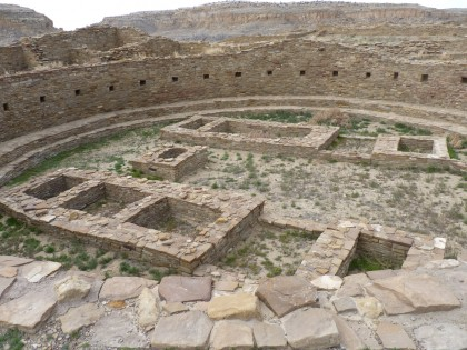 The Great Kiva, Chaco Canyon